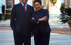 Prem Devadas & Sheila Johnson