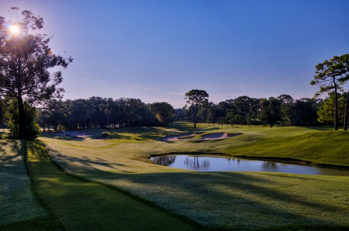 Copperhead 15 at Sunrise