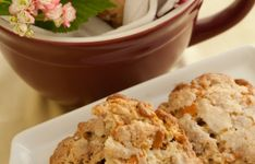 Butterscotch Scones