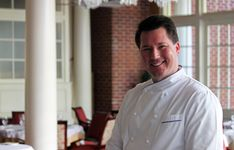 Chef Andrew Chadwick Dining Room