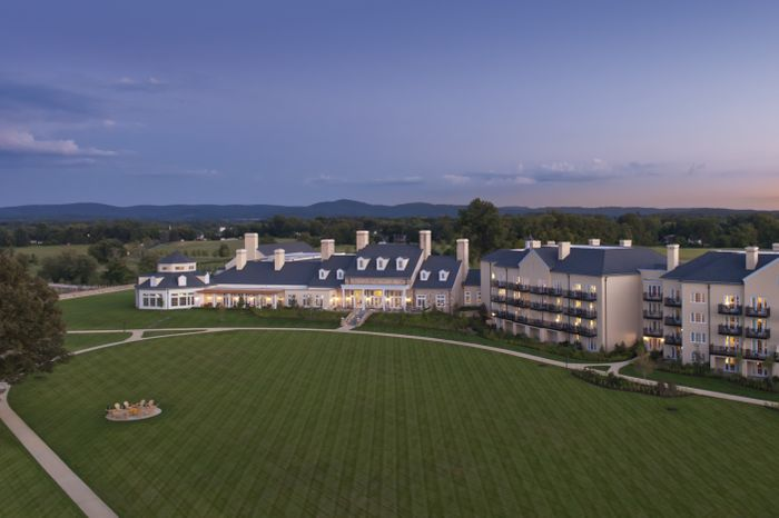Sheila C Johnson S Luxurious Virginia Resort Welcomes