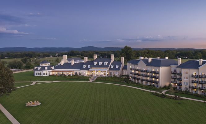 Salamander Resort & Spa Named One of  World's Most Luxurious Hotels & Spas by Forbes Travel Guide