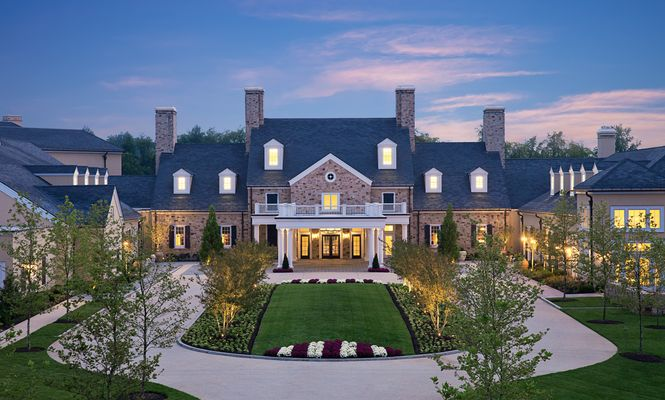 Salamander Resort & Spa earns Five-Star Rating from Forbes Travel Guide