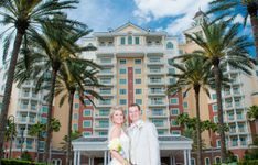Morgan (DeGroot) Ware and Trey Ware, quarter two winners of Reunion's Wedding of the Year contest