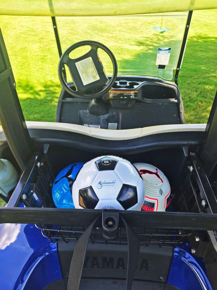 Balls-Cart