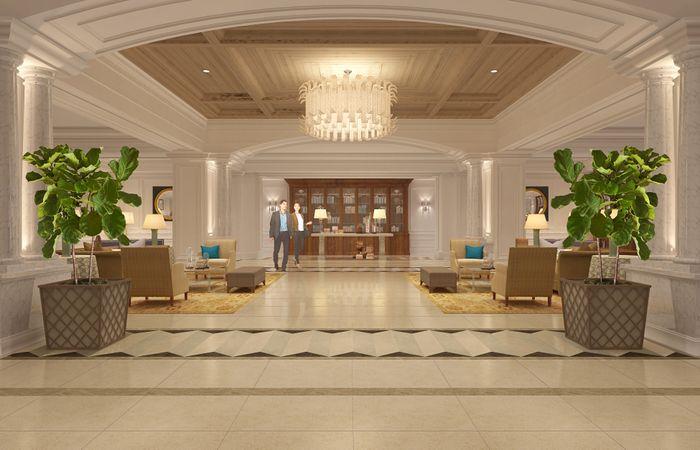 Hotel Bennett - Lobby