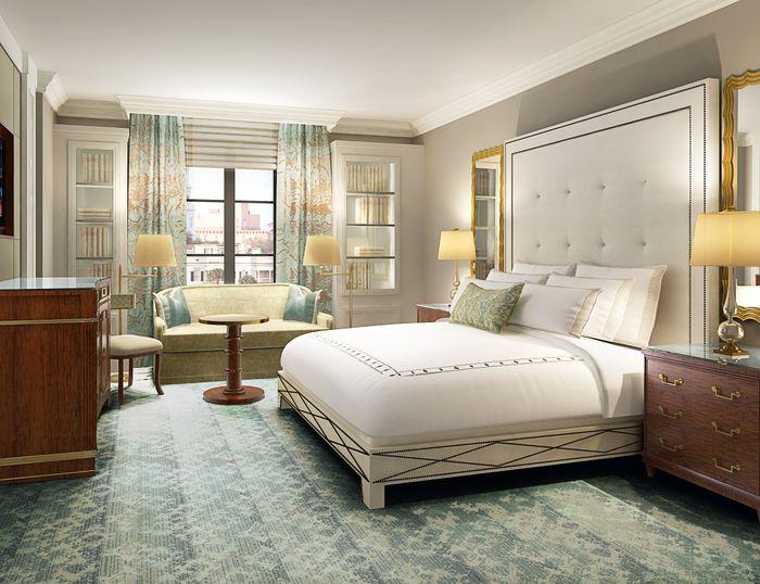 Hotel Bennett - Guestroom
