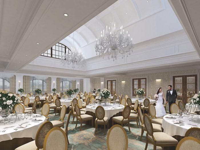 Hotel Bennett - Ballroom