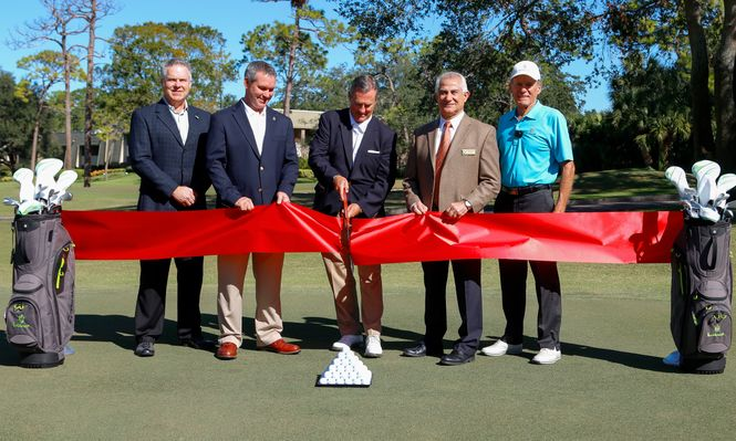 Innisbrook Resort Re-opens North Golf Course After Greens Renovation