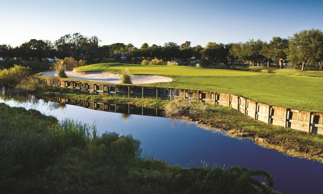 Innisbrook Resort Re-opens South Golf Course  After Greens Renovation