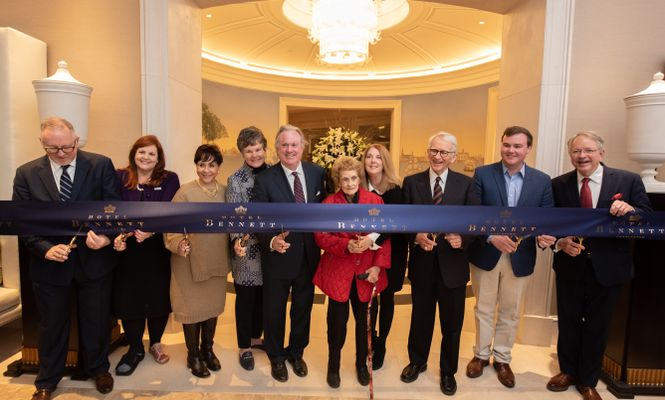 Hotel Bennett in Charleston, SC, Officially Opens