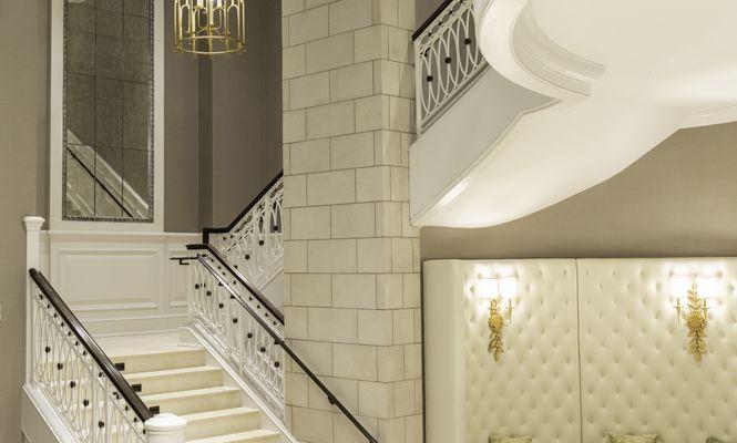 Entry Foyer at Hotel Bennett