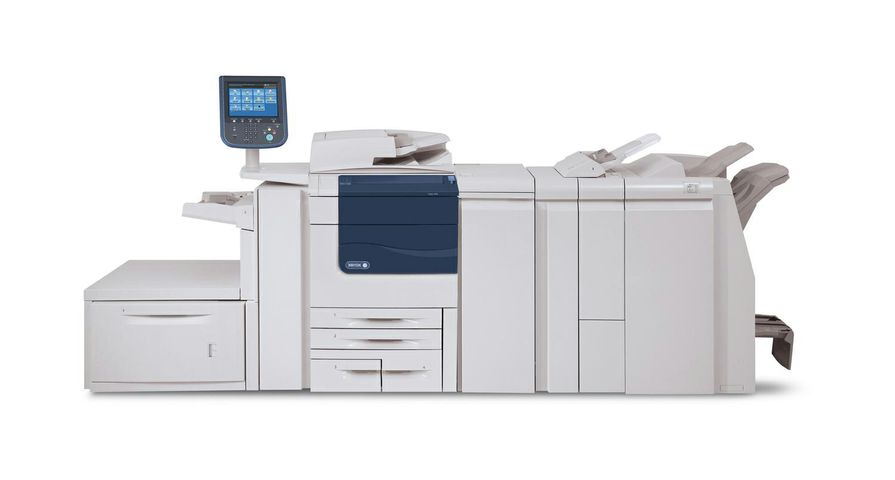 Xerox's New Printer is Versatile for Any Environment; Offers More Media Options; Easier Ways to Get Work Done