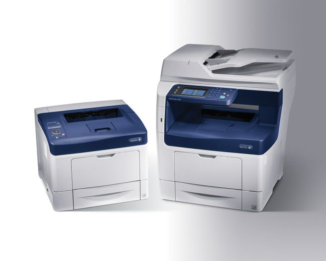 Xerox Phaser 3610 Printer and WorkCenter 3615 MFP