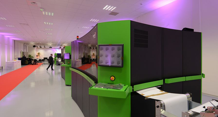 Xerox Features Inkjet Technology In Newest Customer Center Enhances Innovation Centers Worldwide
