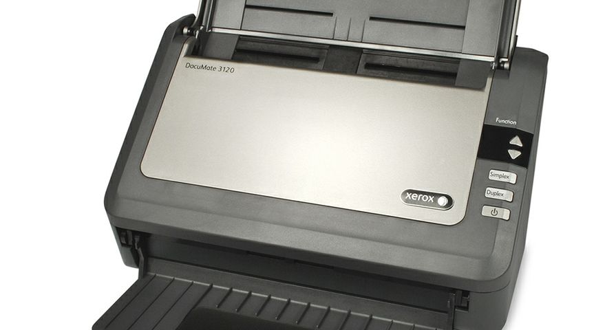 Find Information In Seconds (Not Hours) with the Xerox DocuMate 3120
