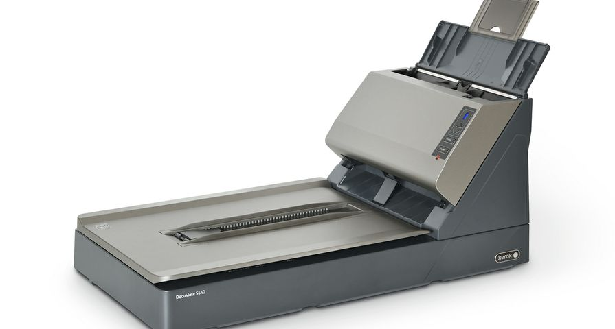 New Xerox DocuMate 5540 Scanner Built to Scan (Almost) Anything in the Modern Office