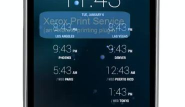 Mobile Apps; Xerox Makes Them Work for Business, Too