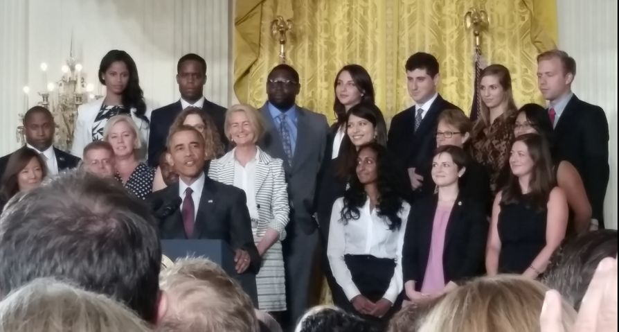 Xerox 'Wilson Rule' Diversity Policy Announced at  White House Demo Day