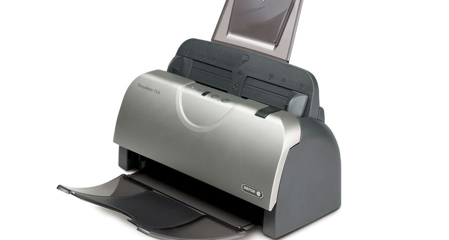 Next Generation Xerox DocuMate 152i Scans 40 Percent Faster