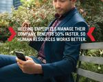 Xerox Work Can Work Better Print Ad for Human Resources