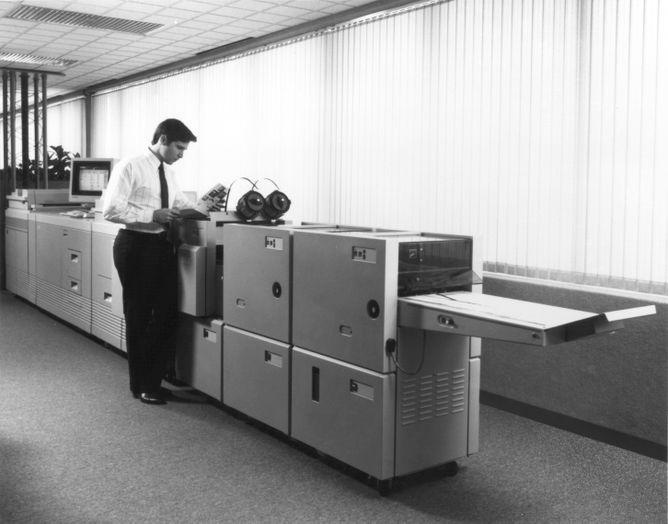 Xerox DocuTech 135 Production Publisher