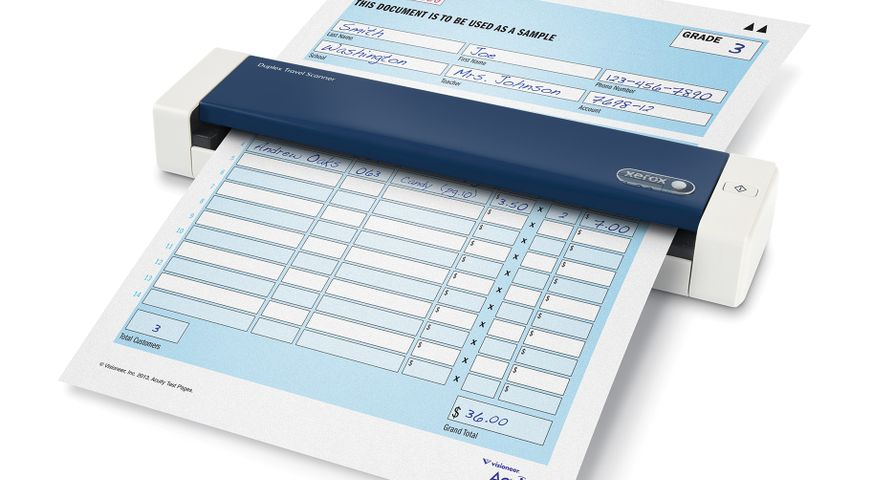 Tax seasons 5 best bets for decluttering paper records for Best duplex document scanner