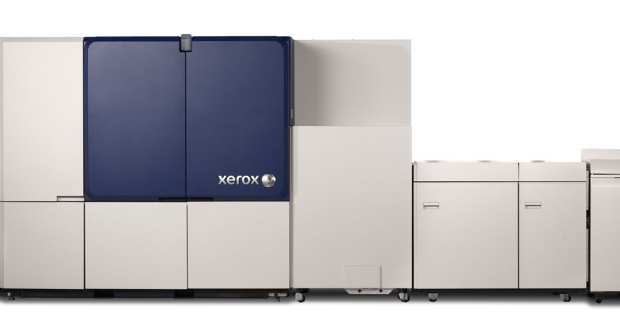 Xerox at PRINT 17