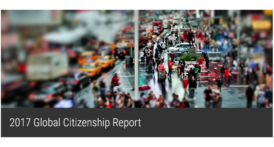 2017 Global Citizenship Report