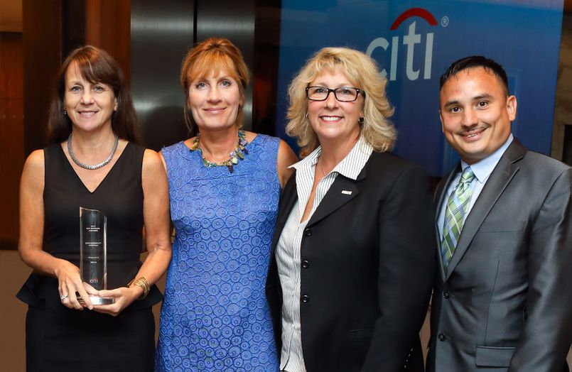 Citi 2017 Sustainability Partner Award