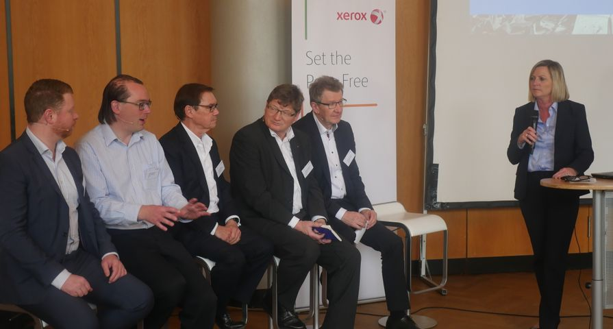 Xerox Customers Presented Growth Opportunities in Books  and Catalogs at Hunkeler Innovationdays