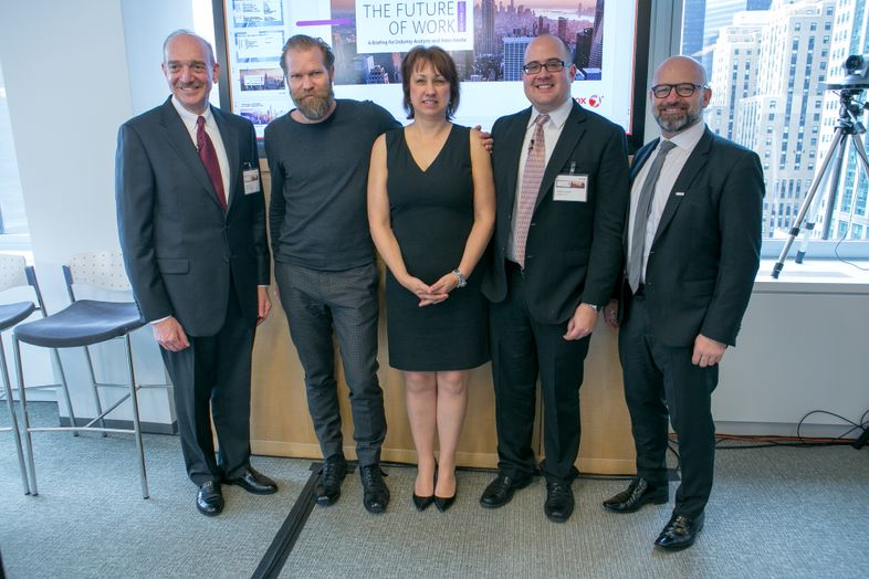 Xerox and Partners at ConnectKey Launch Event