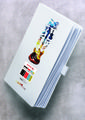 Jazz Fest Notebook Personalized with Xerox Direct to Object Printer