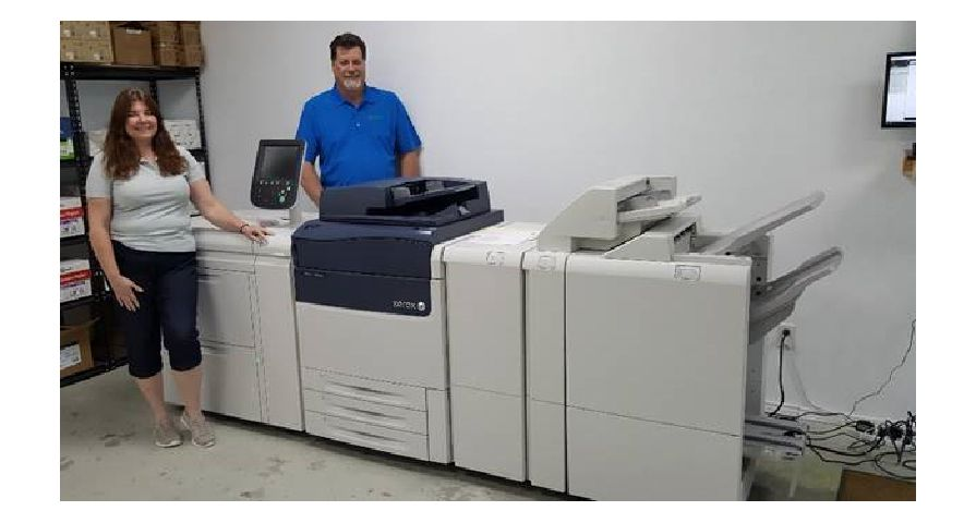 New Family-owned Minuteman Franchise Joins the Xerox Family with Acquisition of First Xerox Versant 180 Presses