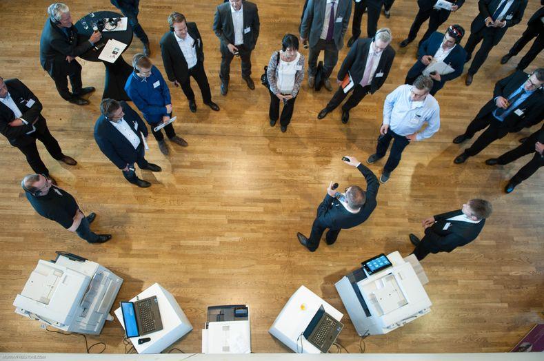 Xerox Future of Work ConnectKey Demo