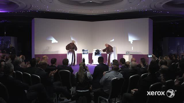 Xerox Future of Work London Event