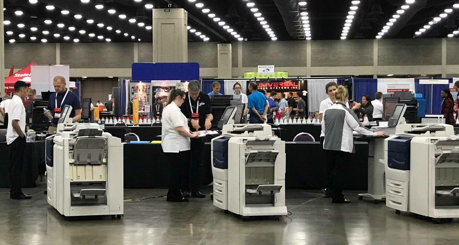 Xerox and EFI Sponsorship of SkillsUSA Helps Train the Future Graphic Communications Work Force