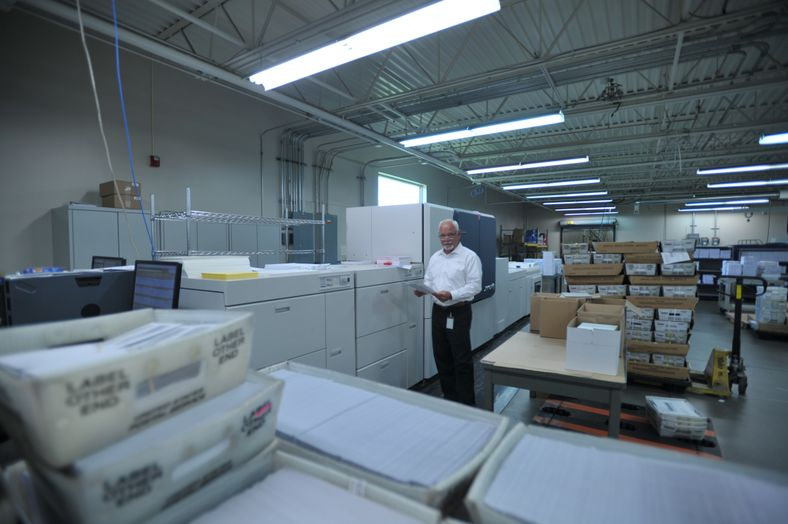Matrix Imaging Solutions and Xerox Brenva HD Production Inkjet Press
