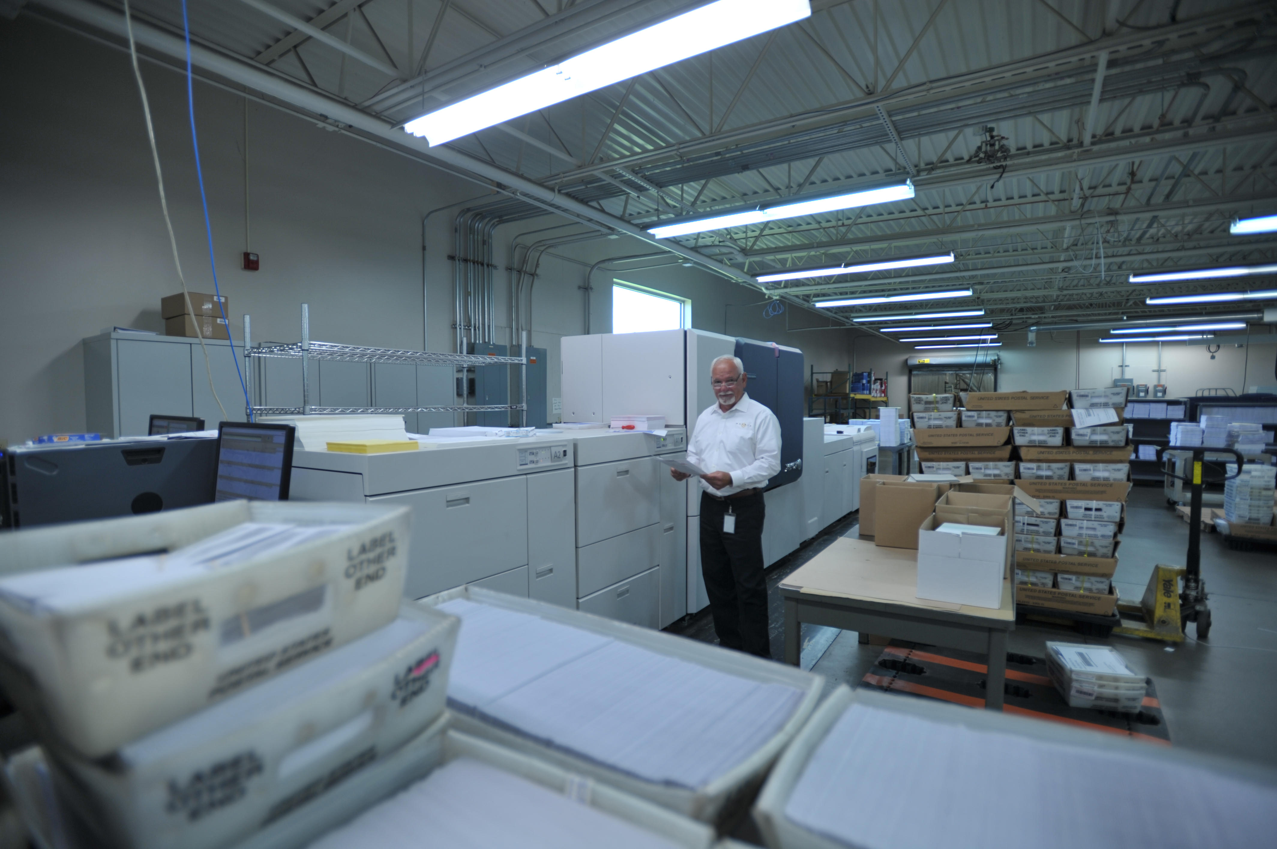 Matrix Imaging Solutions Expands On 25year Xerox Partnership With Addition  Of Brenva Hd Production