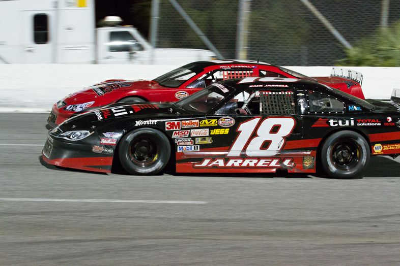 TUI and Zack Jarrell's NASCAR