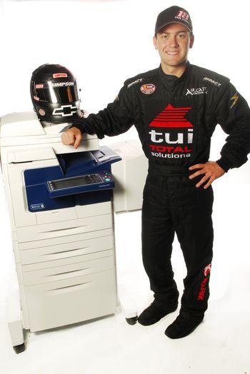 NASCAR driver Zack  Jarrell