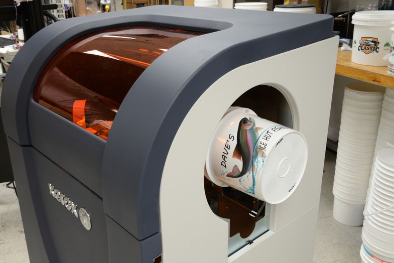Xerox demos 360 degree printing at PACK EXPO