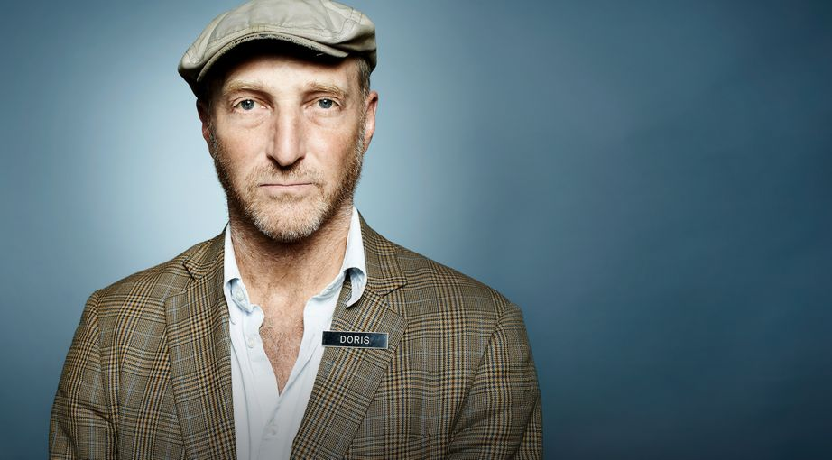 Screenwriter Jonathan Ames