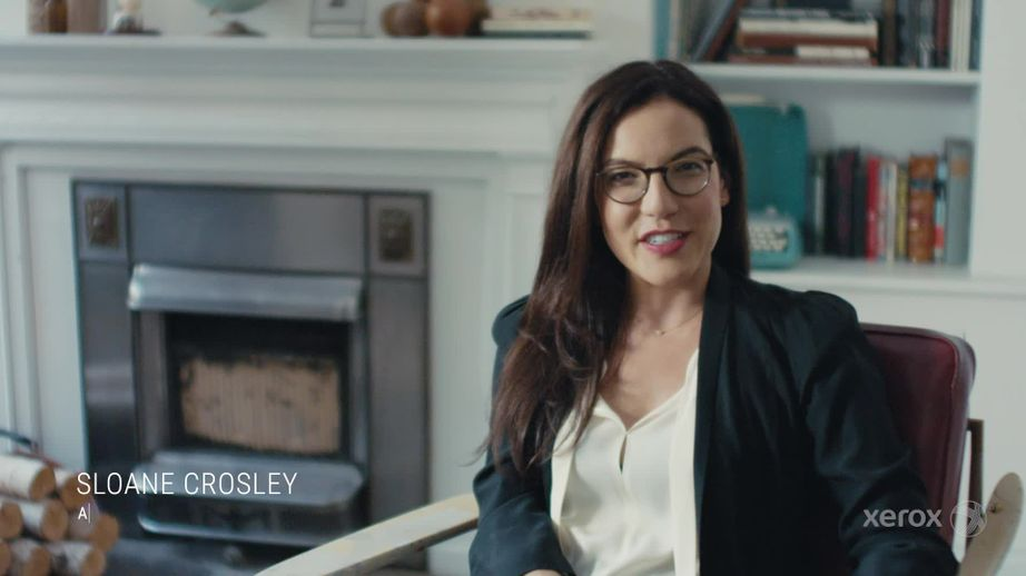 Sloane Crosley and the modern workplace