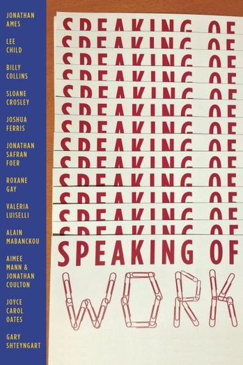 Cover art for Speaking of Work ebook