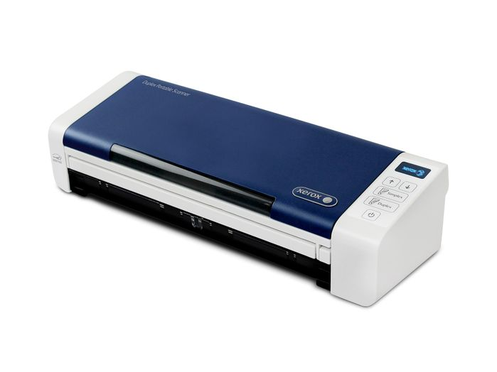 Xerox duplex portable scanner helps businesses large and - Best document scanner for home office ...