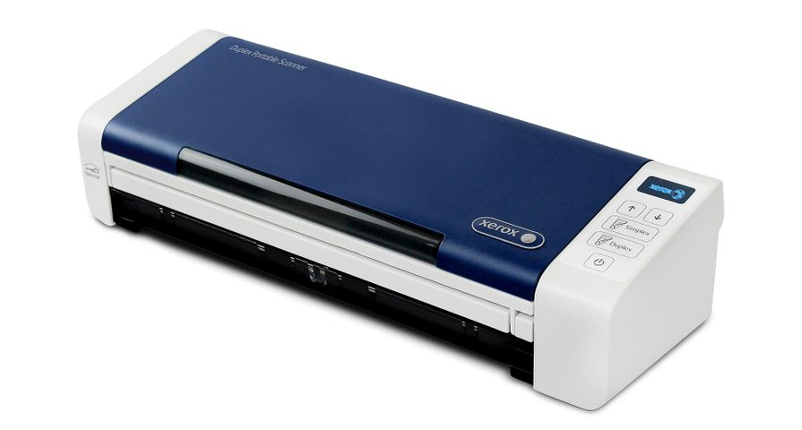 Xerox Duplex Portable Scanner Helps Businesses Large and Small Cross the Analog-to-Digital Divide