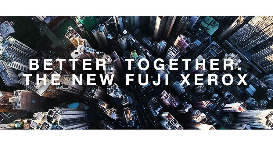 FUJIFILM Holdings and Xerox Announce Agreement to Combine Fuji Xerox Joint Venture with Xerox