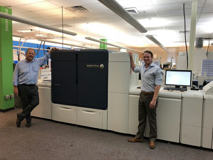 Conlin's Digital Print Set to Wow Customers with New Xerox Iridesse Production Press