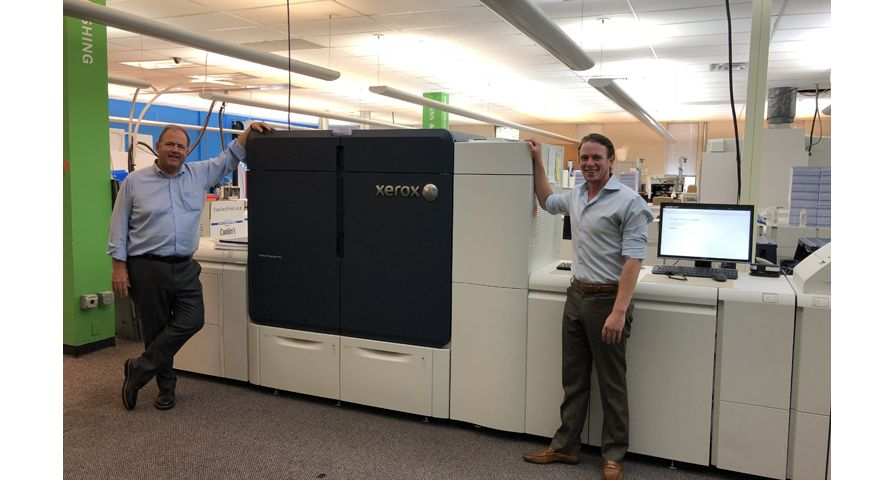 Conlin's Sees Green in Metallic Gold and Silver; Adds Xerox Iridesse Production Press in North America